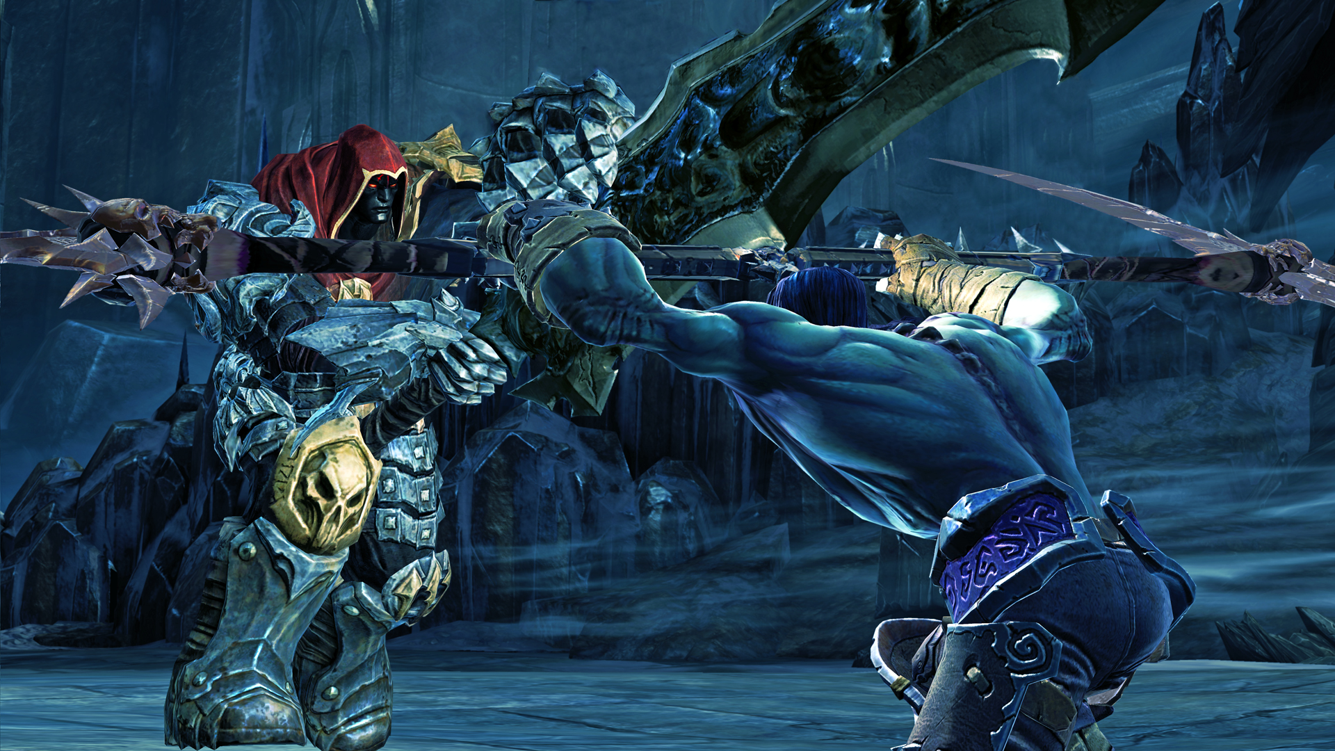 Darksiders Video Game Wallpaper Wallpaper For iPad HD Wallpapers
