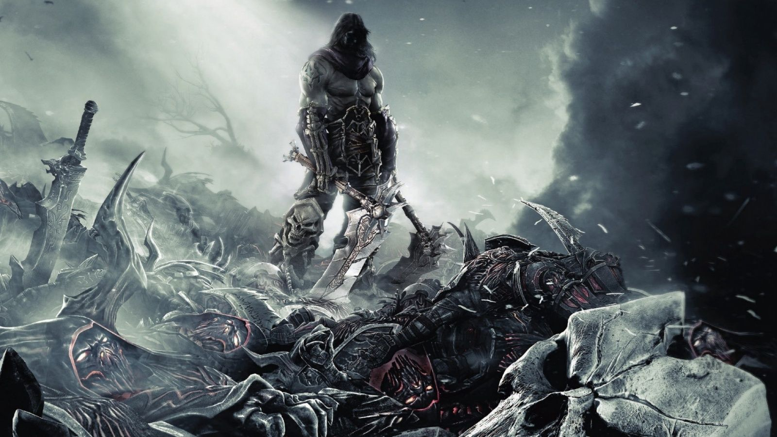 Nordic Games Planning to Deliver Darksiders