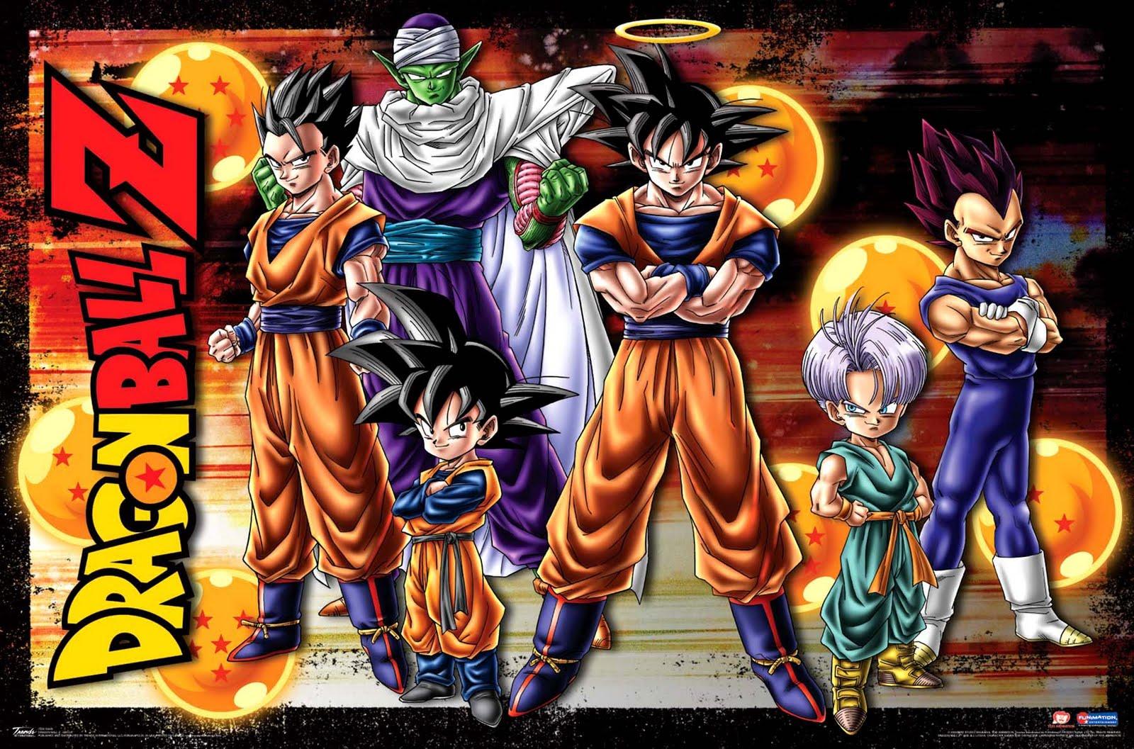 Dragon Ball Z Hd Wallpapers Page 1600x1057