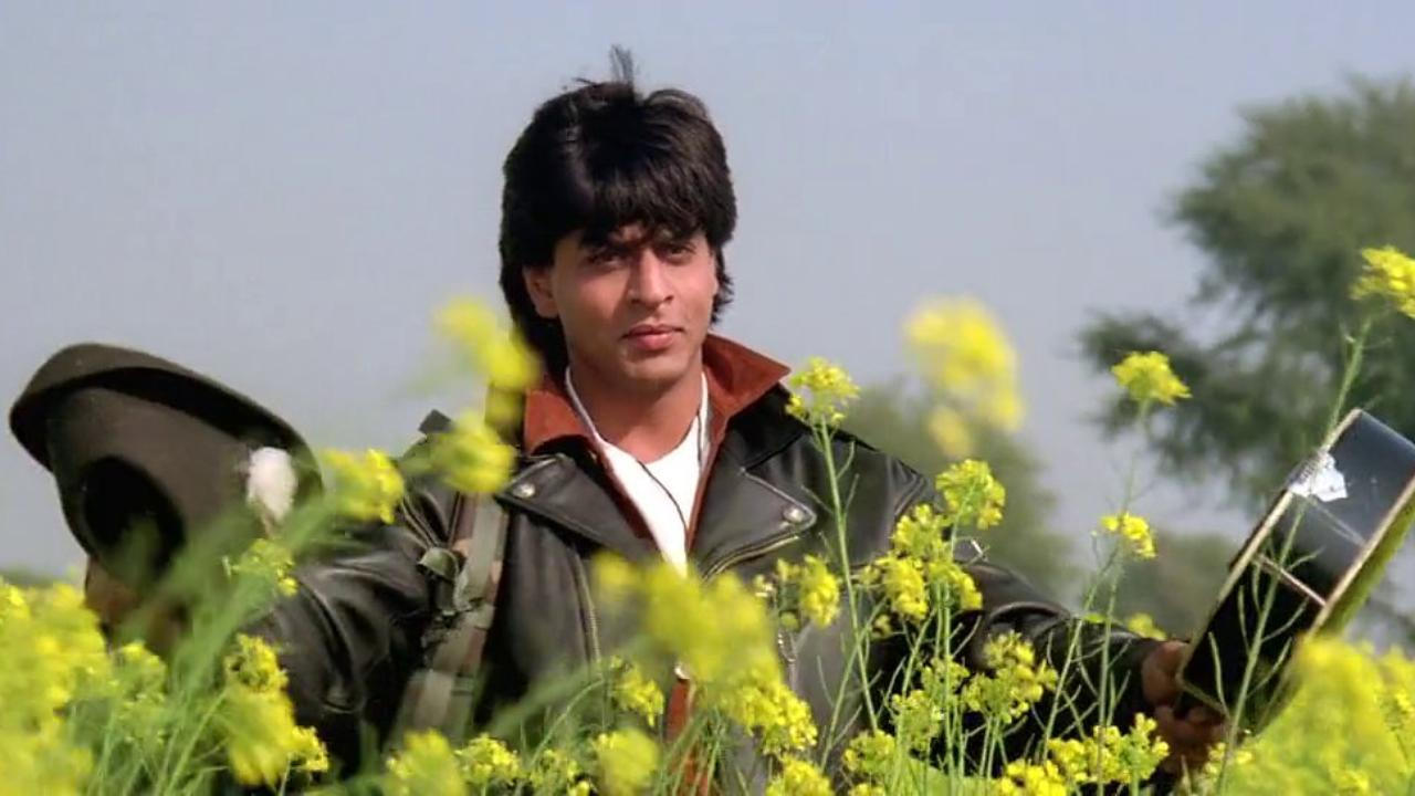 Dilwale Dulhania Le Jayenge Hd Stills Wallpapers Film