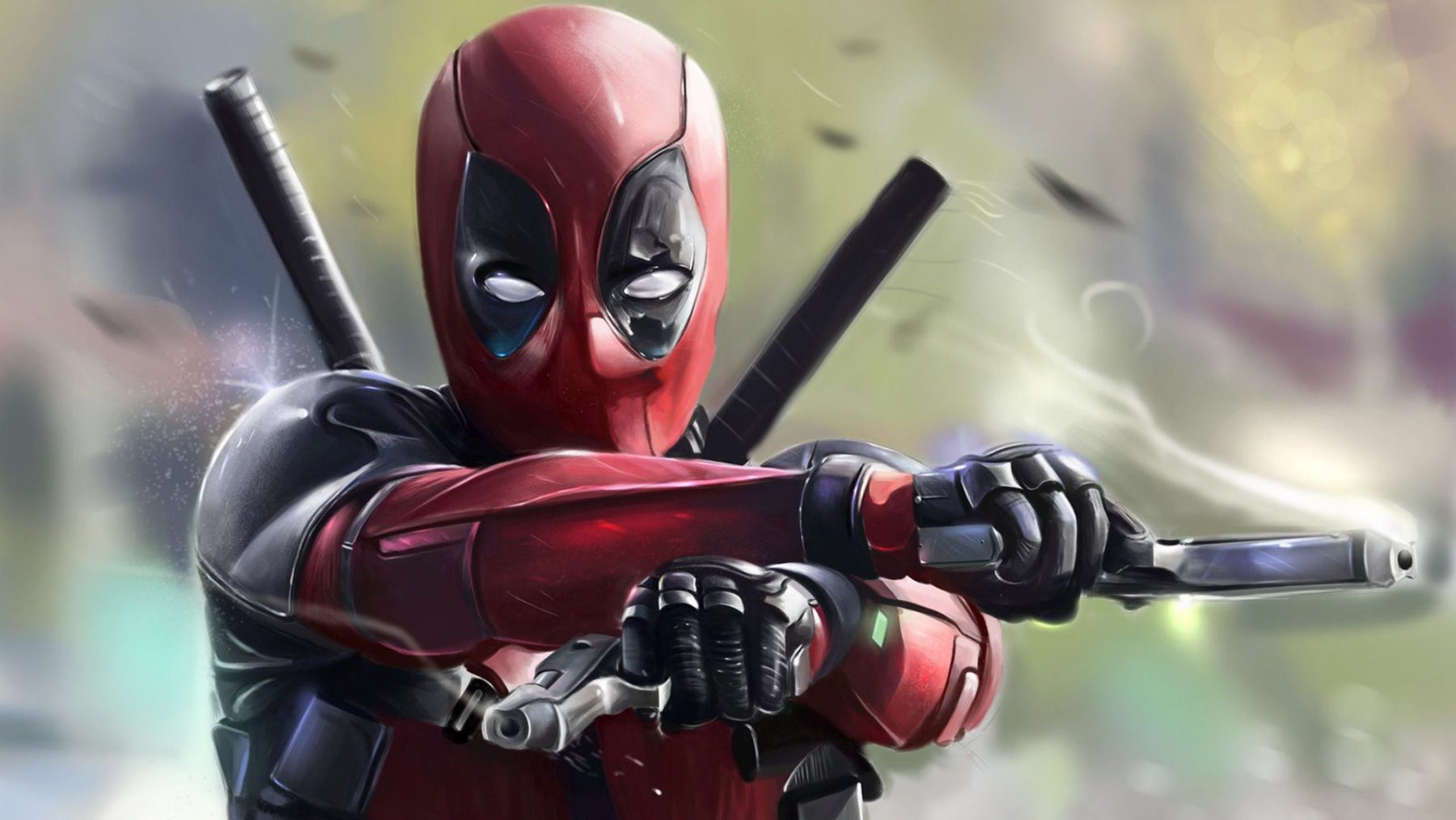 Deadpool HD Desktop Wallpapers