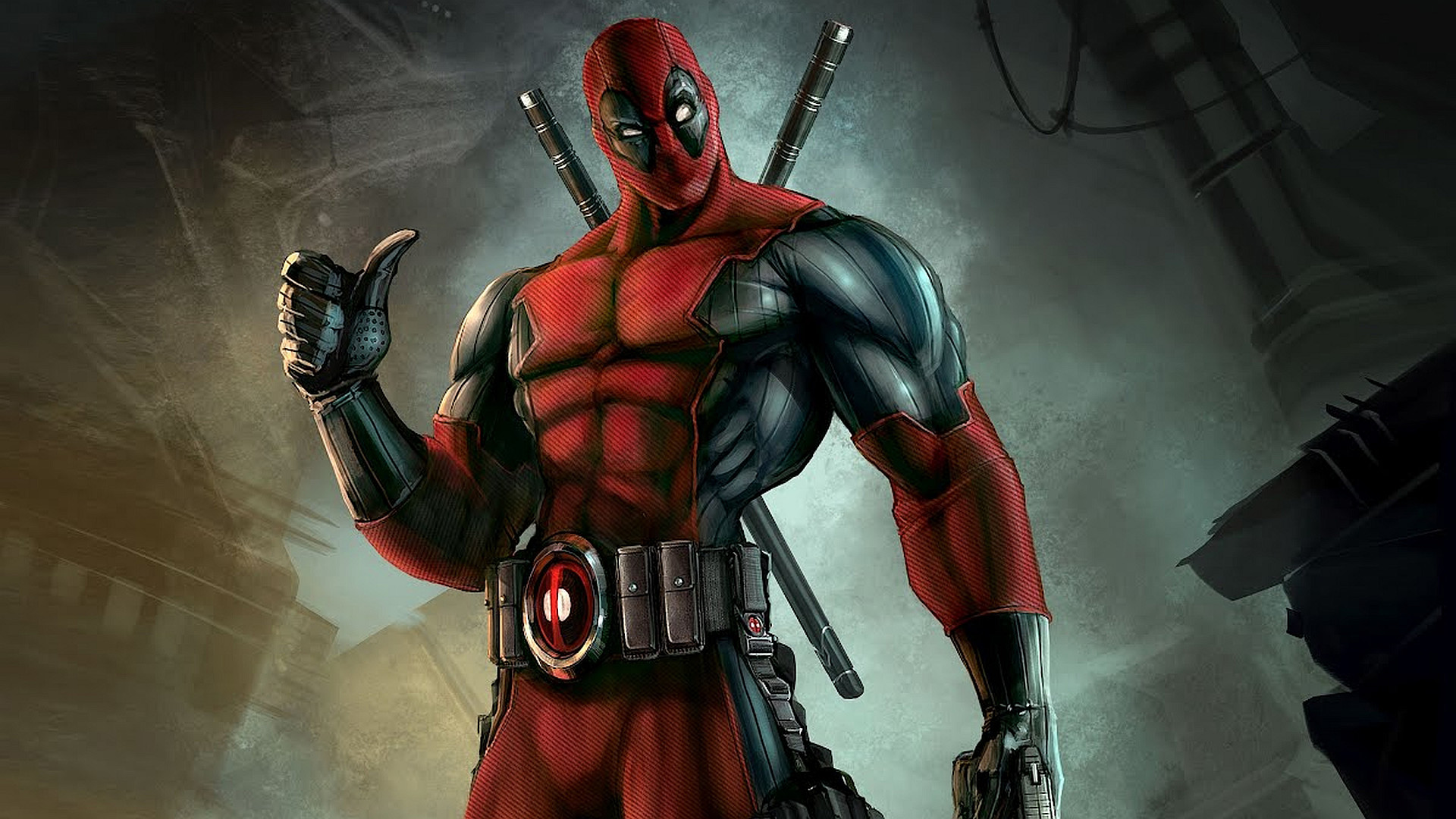 Deadpool Wallpaper HD Free Download PixelsTalk Wallpapers 1920x1080