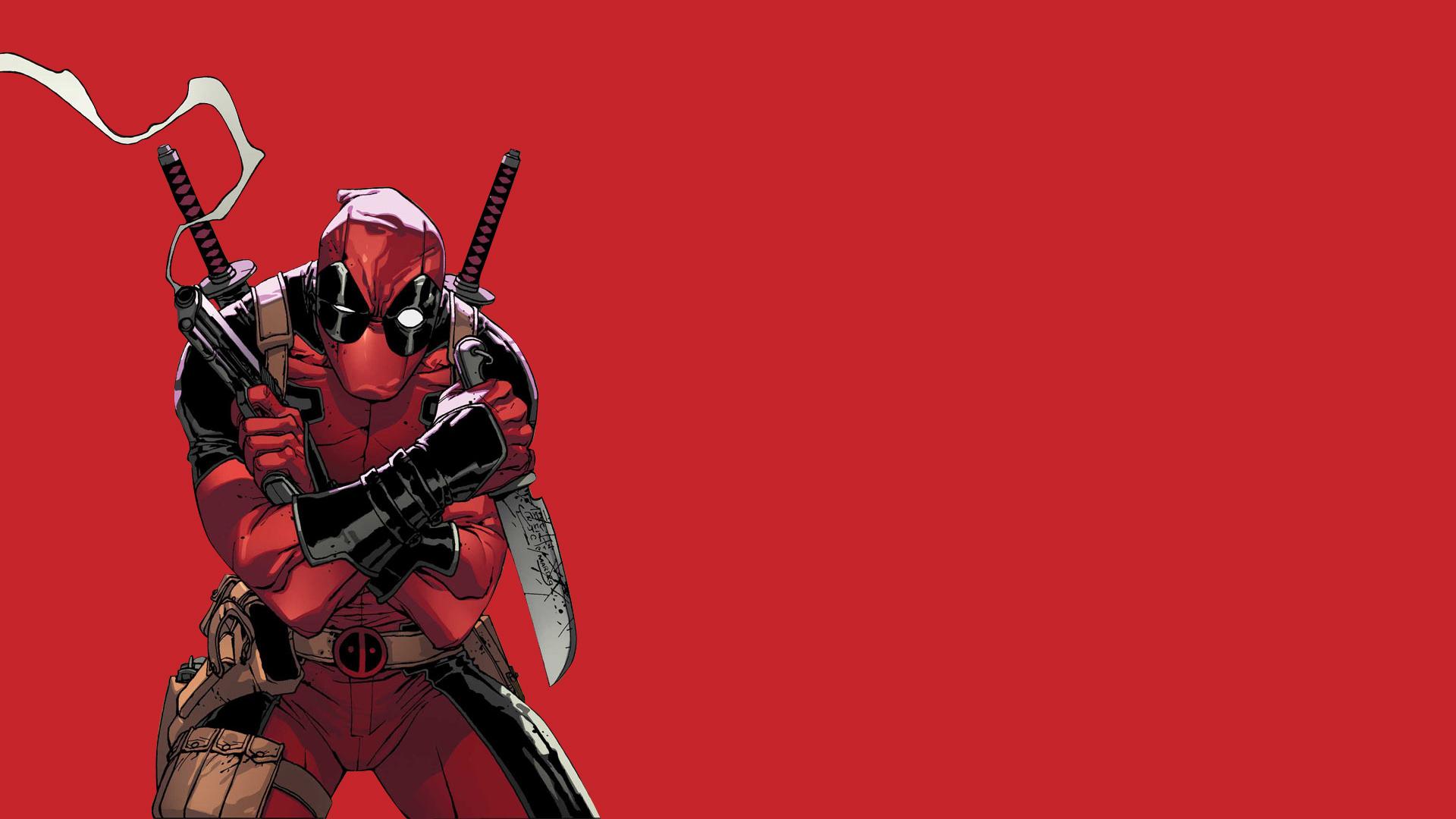 Lady Deadpool Hd Wallpapers Backgrounds Wallpaper 1920x1080