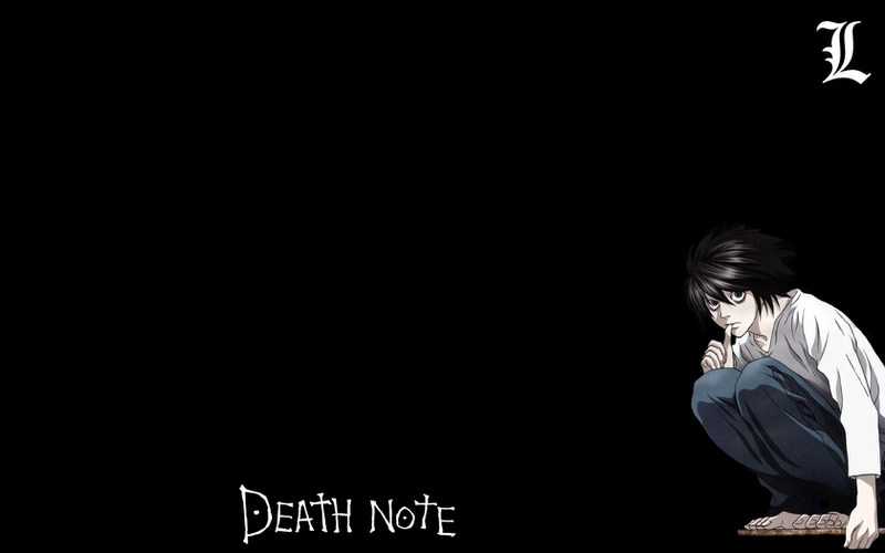 Death Note Anime Wallpapers Group  800x500