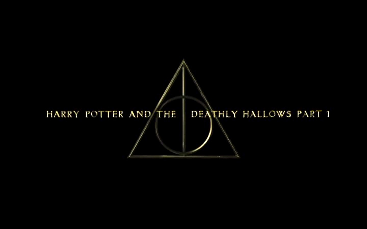 The deathly hallows symbol wallpaper nanozine 1440x900 biocorpaavc Images