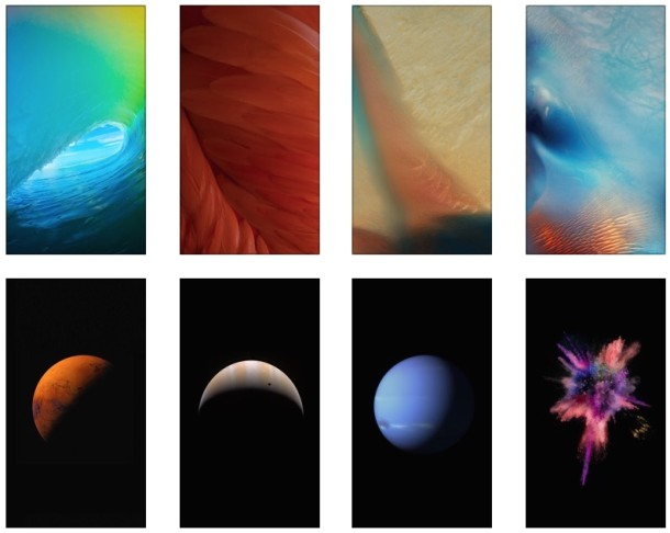 Ios 7 Iphone Wallpaper: Default IPhone Wallpapers (28 Wallpapers)