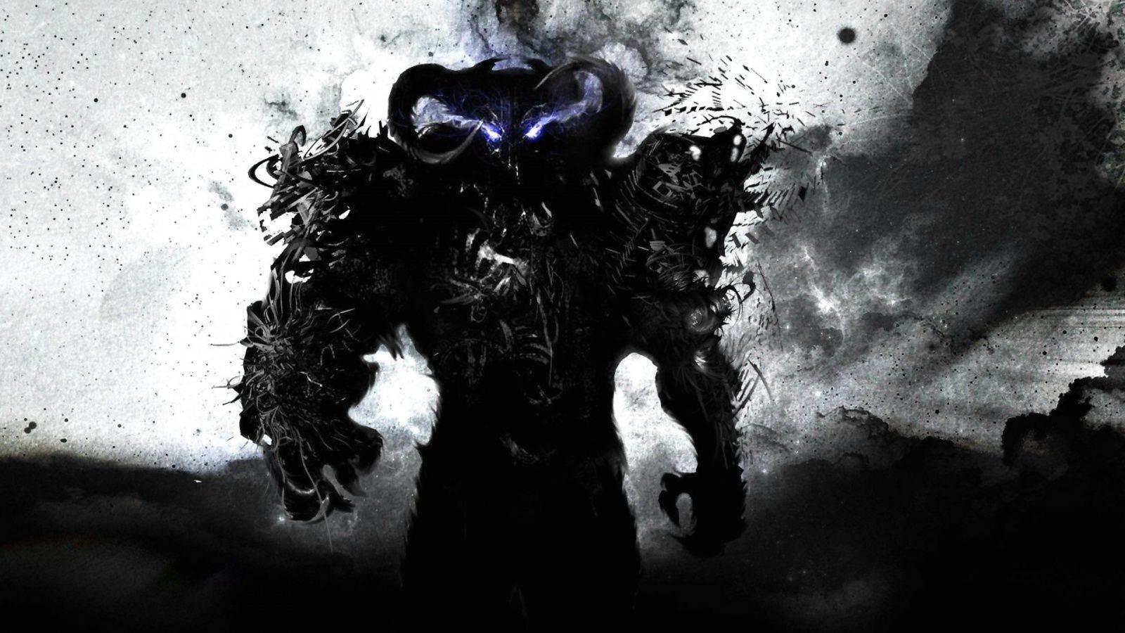 Black demon xxx gallery