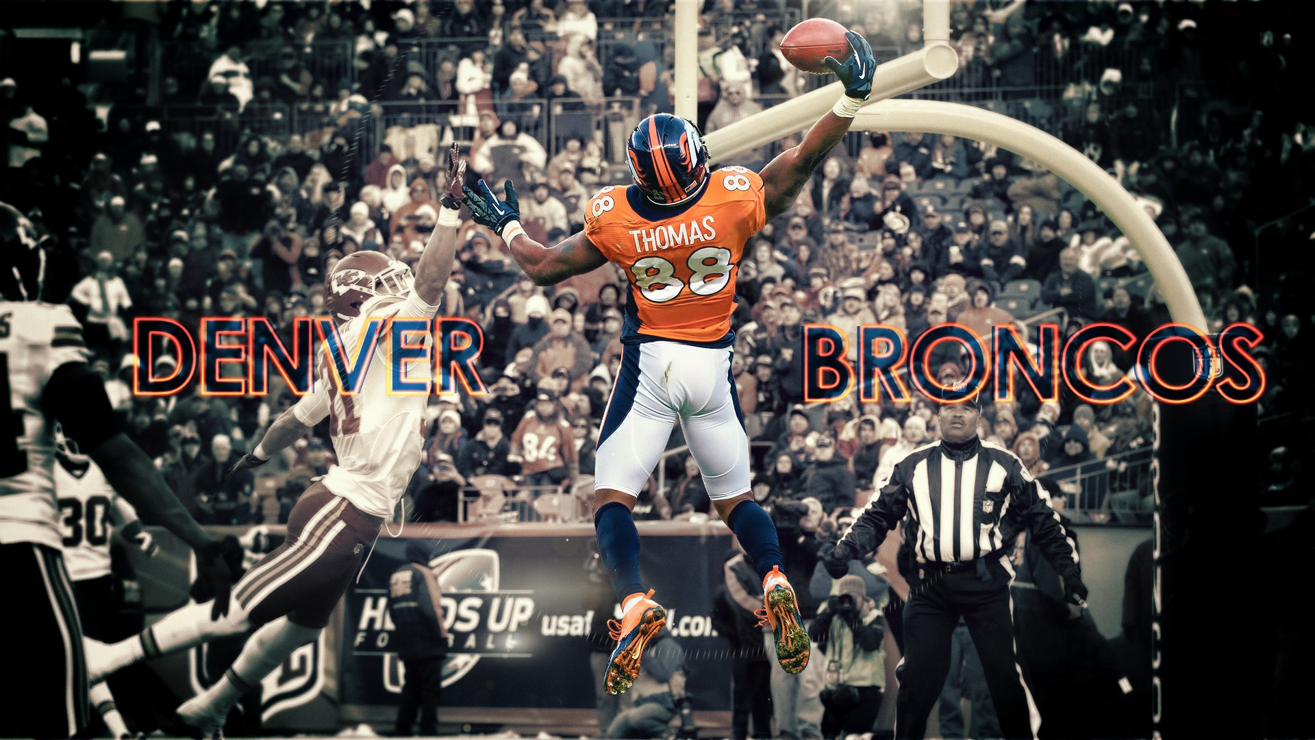 Denver Broncos Wallpaper 1920x1080
