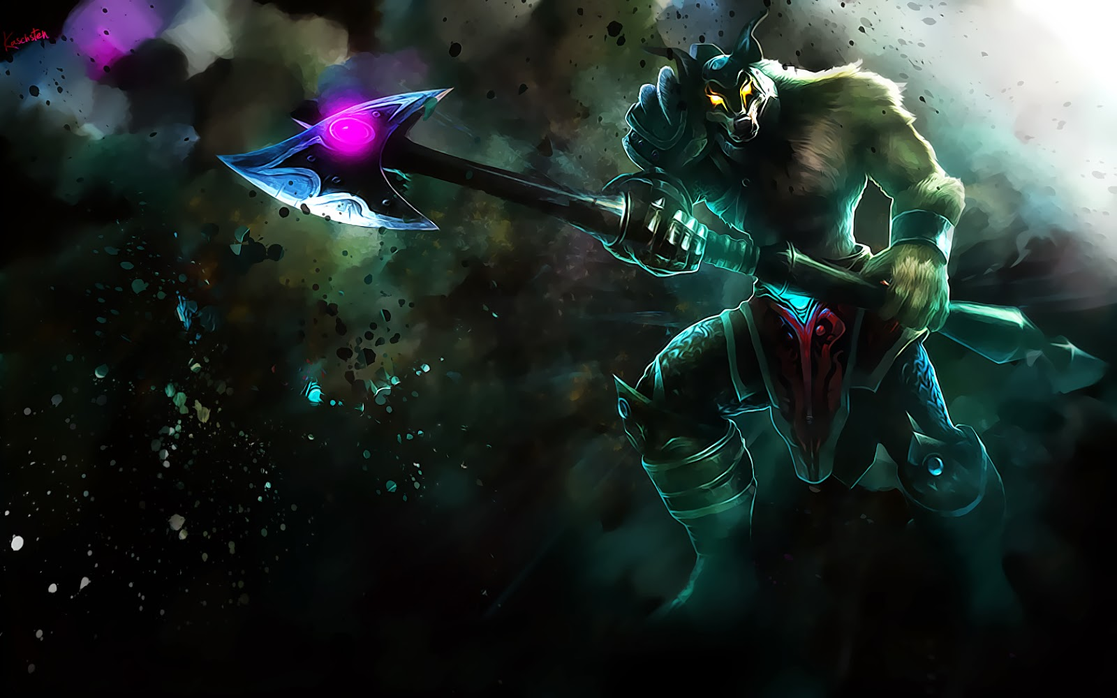 League of Legends Game Wallpapers  Best Wallpapers 1600x1000