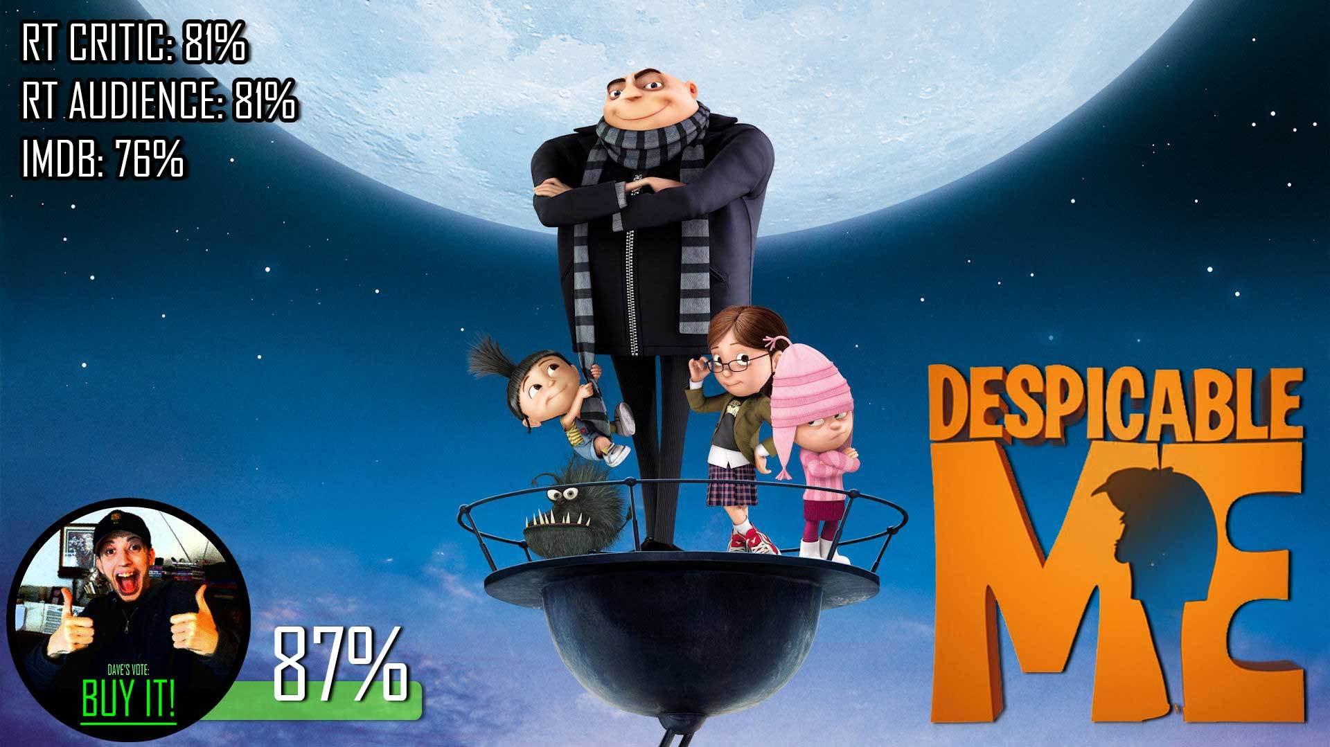 despicable me  club images agnes poster HD wallpaper and 1920x1079