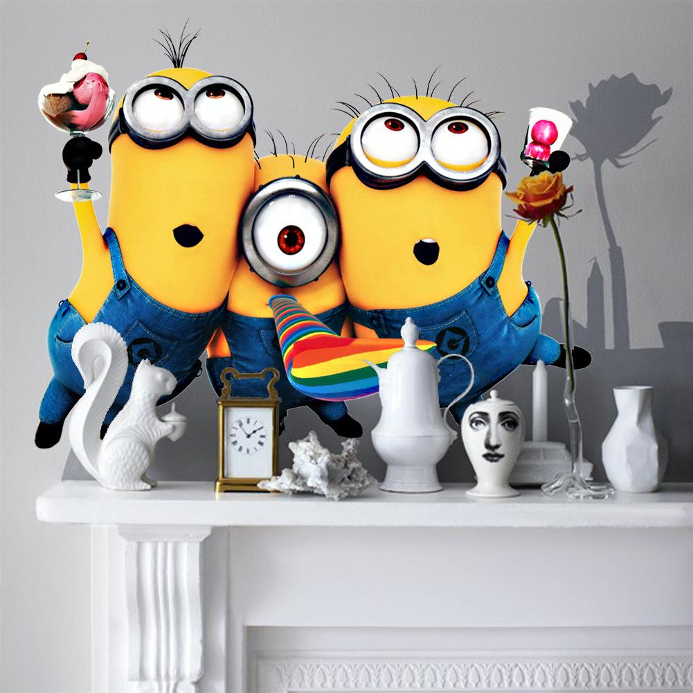 Despicable Me Minion Hugging Bananas Android Wallpaper Free Download