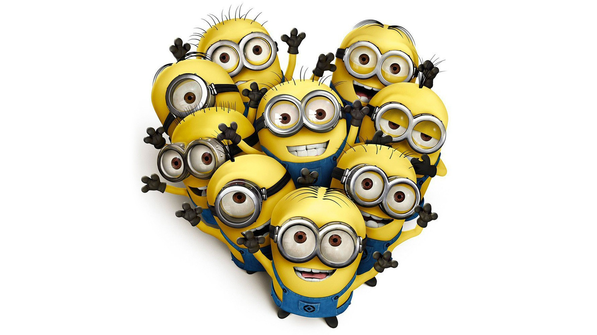 Minions Despicable Me  Wide HD Wallpapers  1920x1080