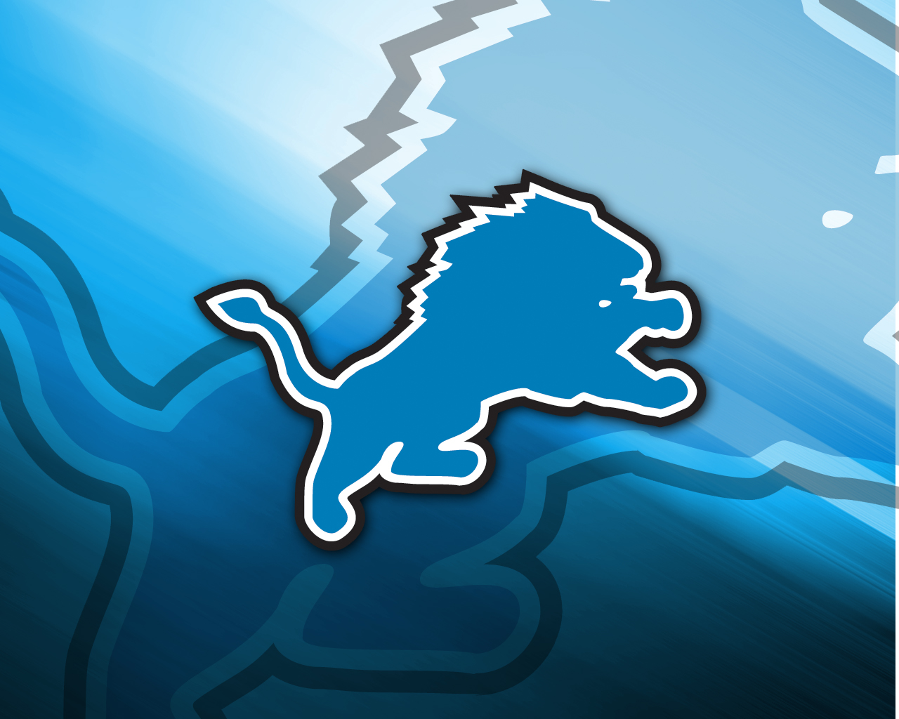 Wallpapers By Wicked Shadows: Detroit Lions NFL wallpapers 1280x1024