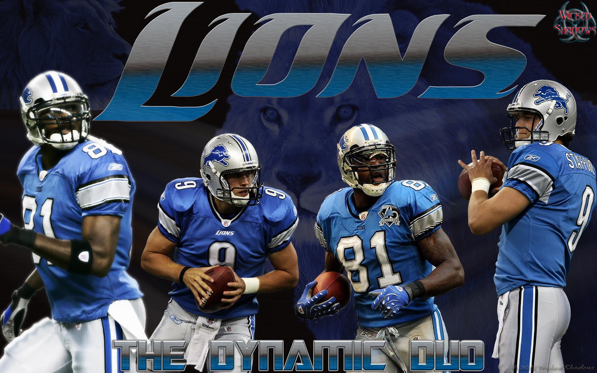 Wallpapers By Wicked Shadows: Detroit Lions NFL wallpapers 1920x1200