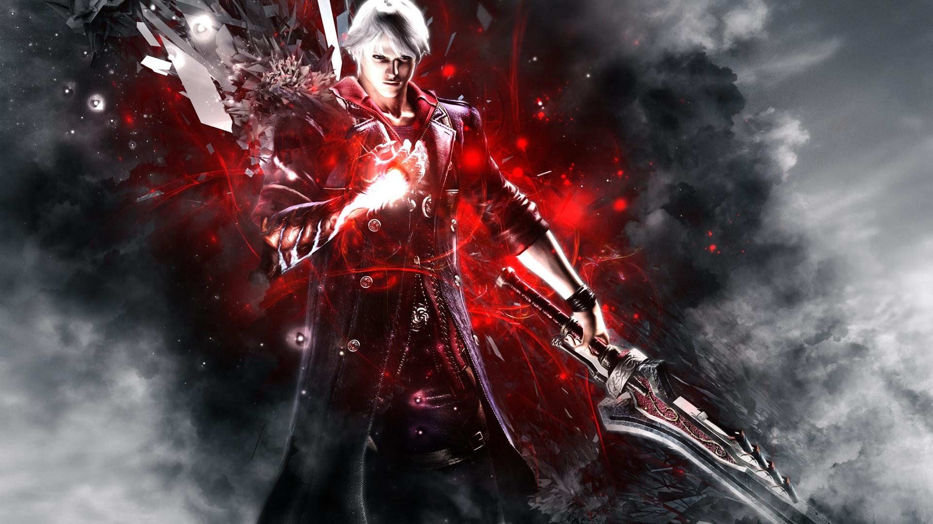 Devil May Cry Wallpapers Wallpaper