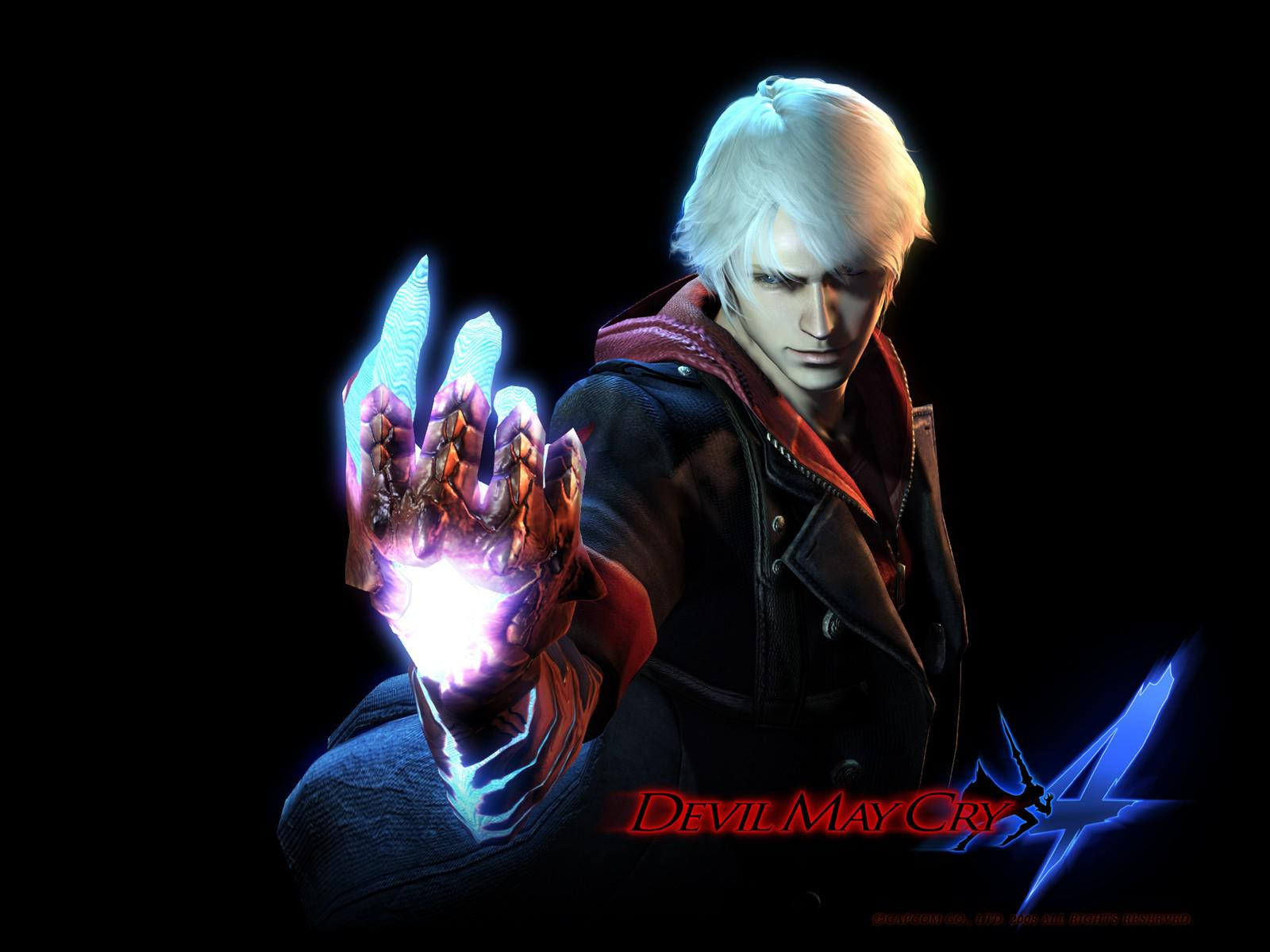 Devil May Cry Fond décran K Fonds