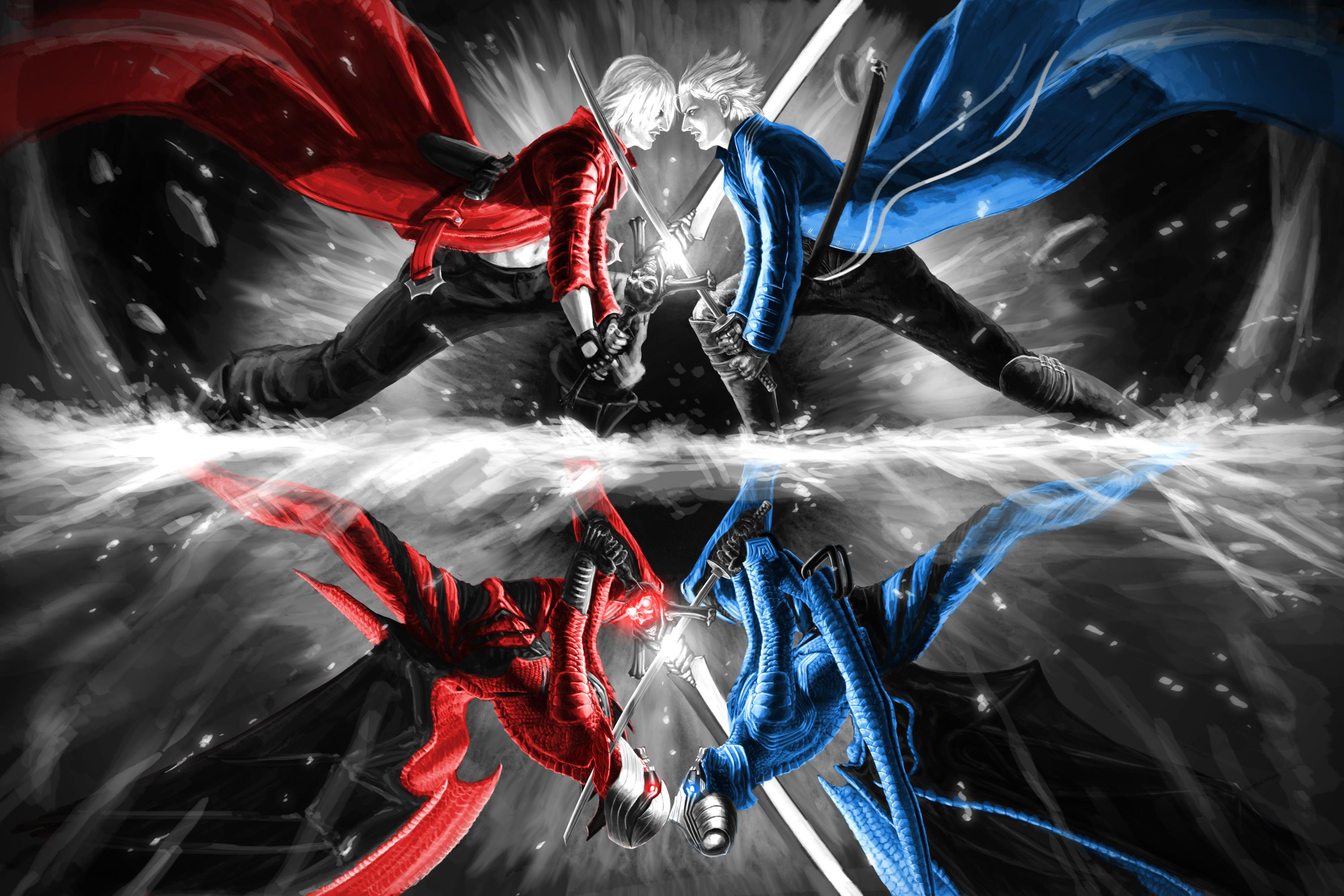 Wallpaper Devil May Cry E screenshot K Games