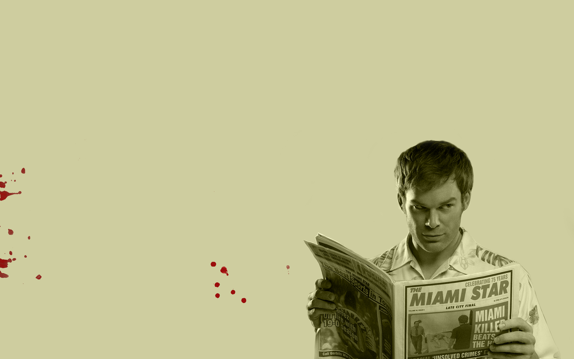 Dexter  Dexter Wallpaper  1920x1200