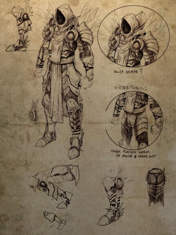 Diablo Tyrael Wallpaper 600x800