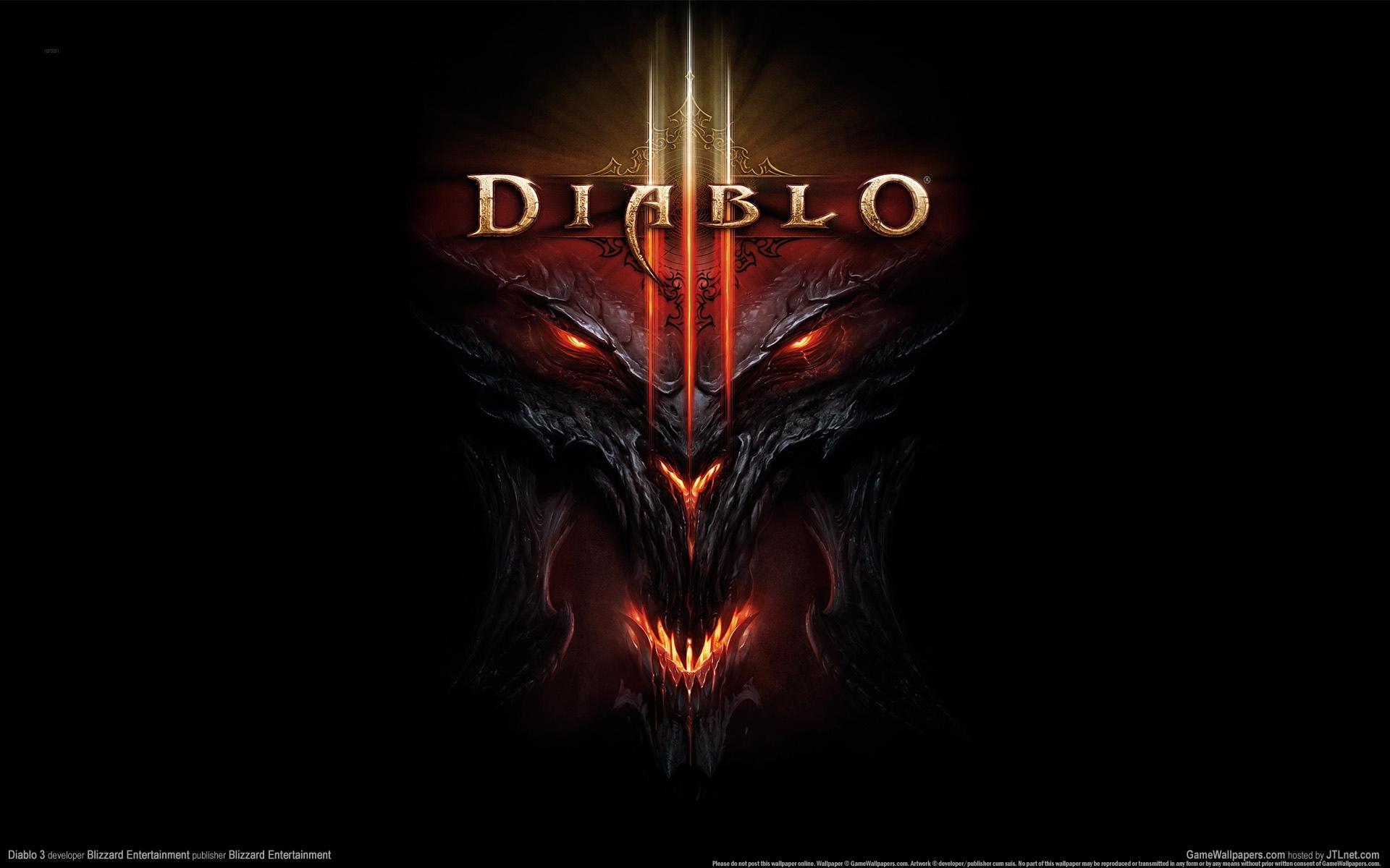 Diablo hd wallpapers widescreen 1920x1200 thecheapjerseys Choice Image