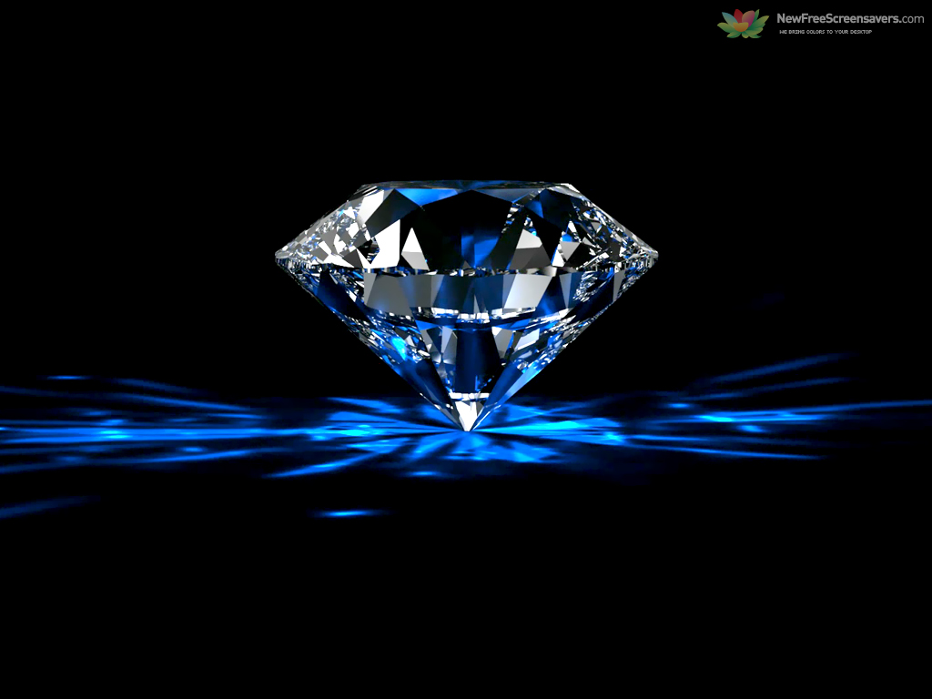 Blue Diamond Wallpaper Iphone Diamond Paradise