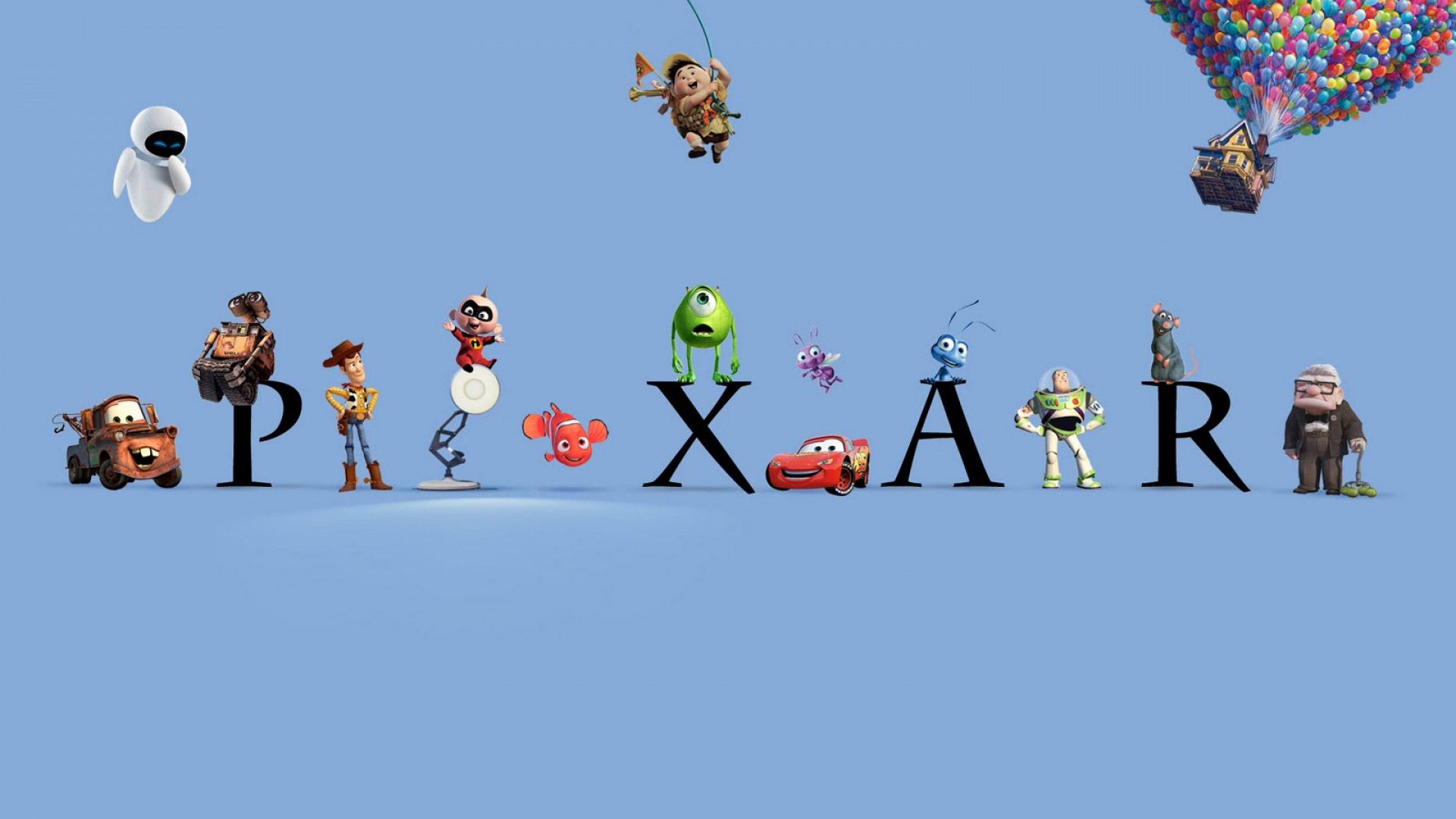Disney Pixar Desktop Wallpaper 1920x1080