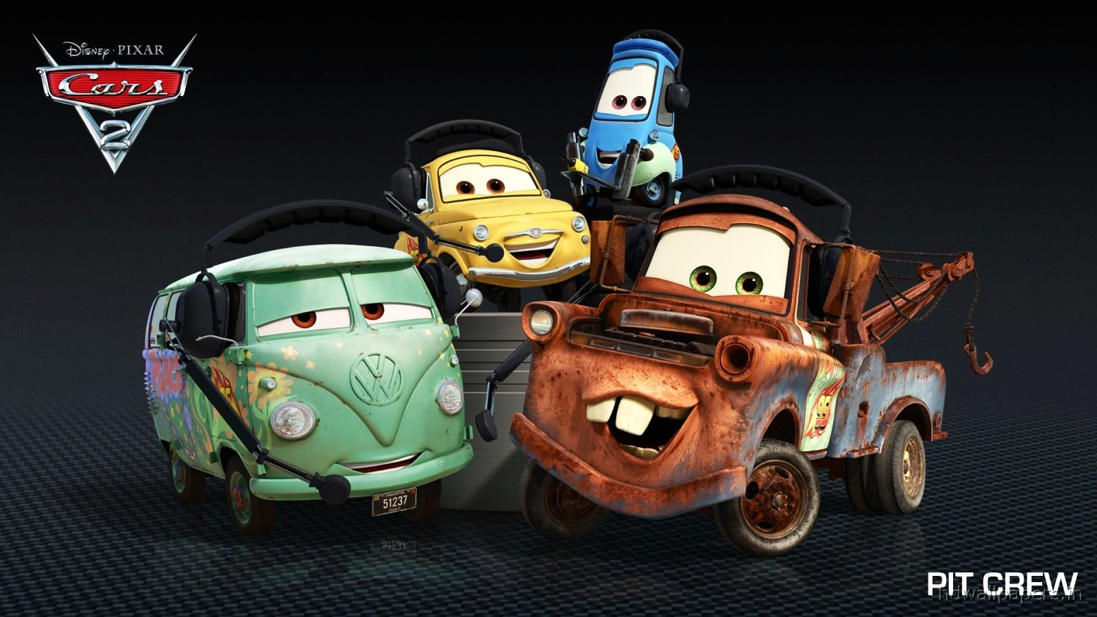 Disney Cars Wallpaper Collection  1600x900