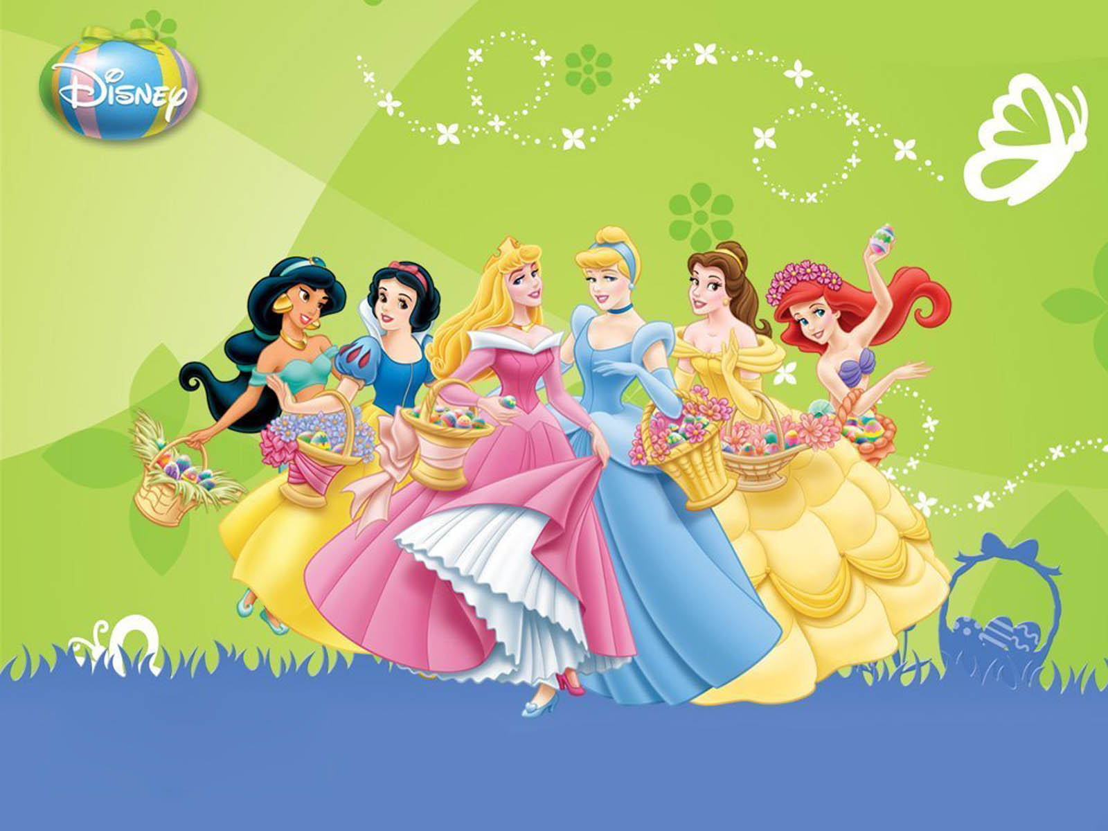 Disney Princess Wallpaper 1600x1200