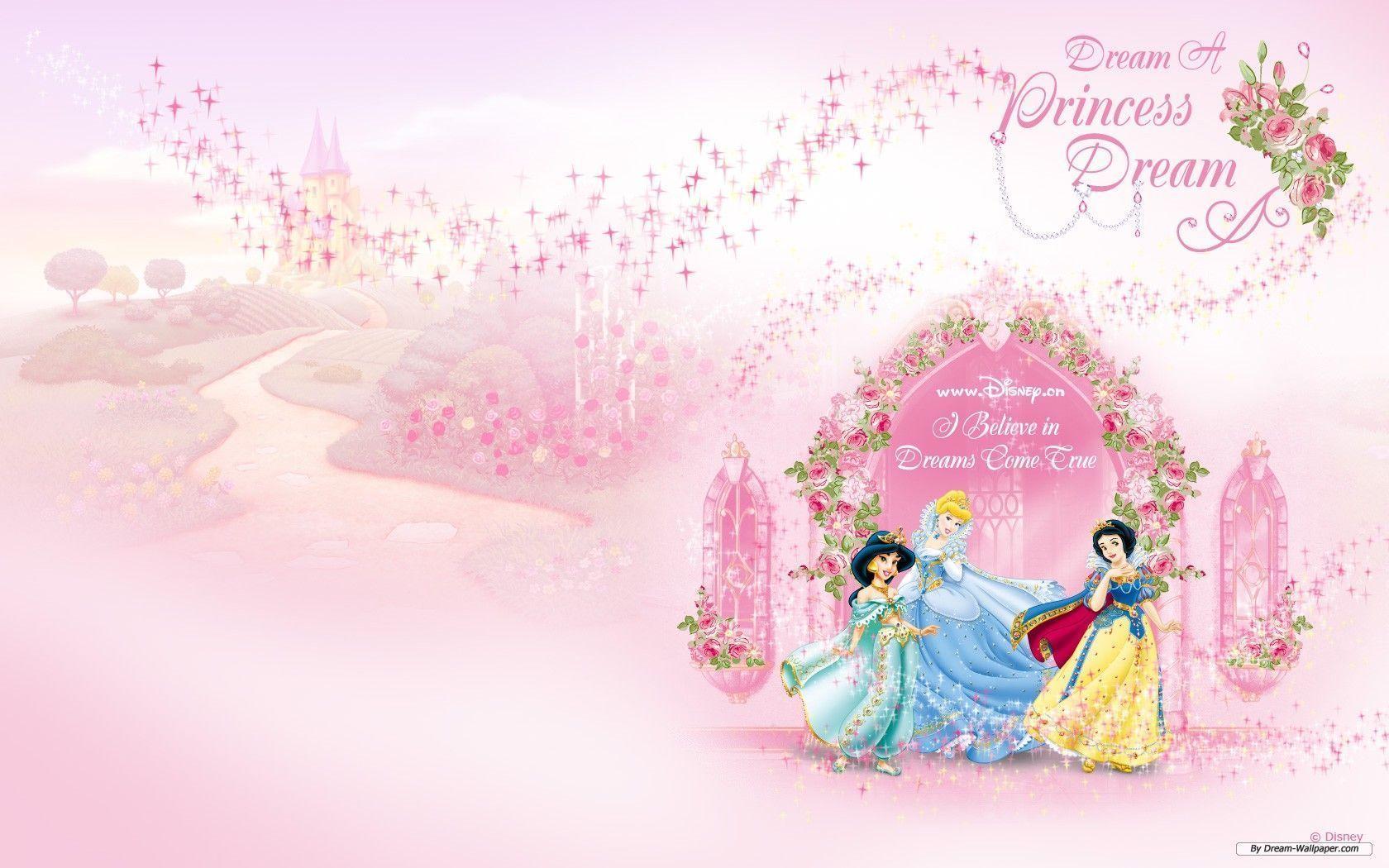Disney Princess Belle Hd Wallpaper Free Download 1680x1050