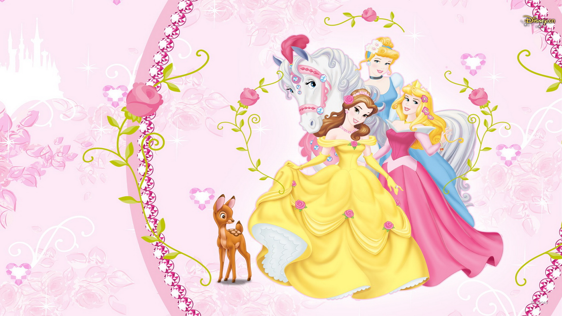 Funky Disney Princess Wall Art Canvas Photo - All About Wallart ...