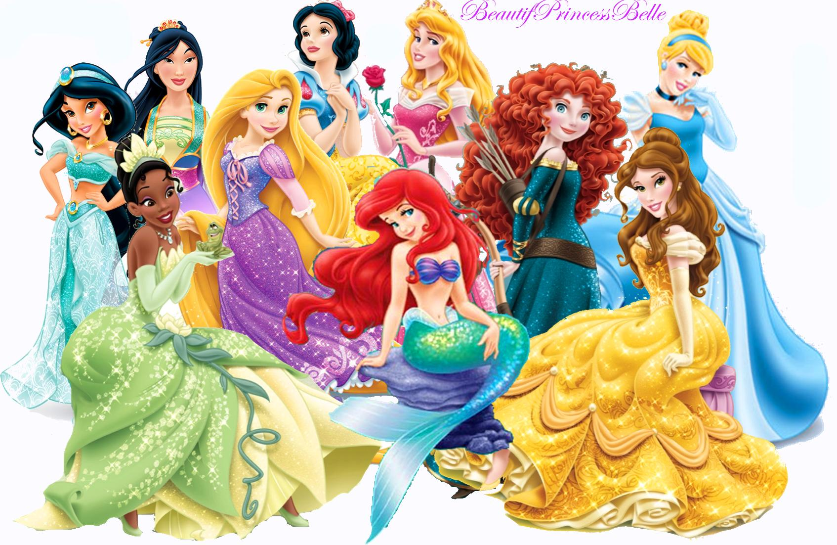 Princesses Wallpapers Group  1694x1102