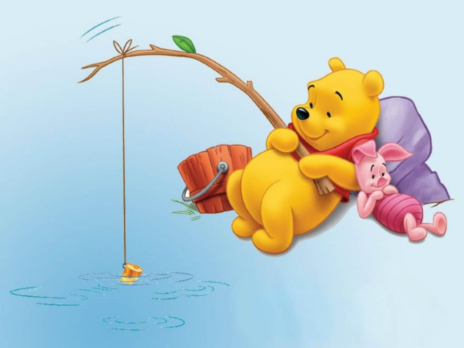 Winnie the Pooh Disney Full HD Wallpaper Image for Phone  - Cartoons Wallpapers