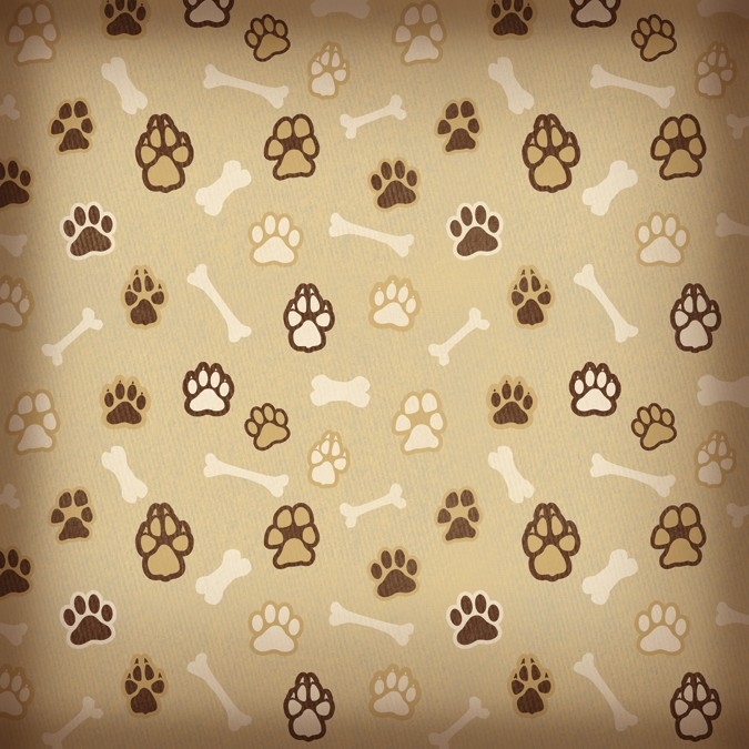 Dog Bone Backgrounds (10 Wallpapers)