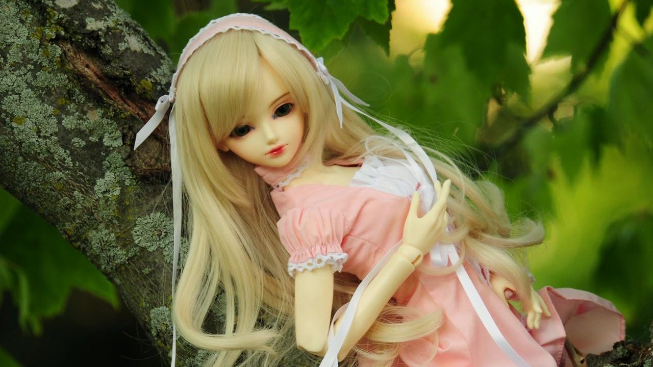 Beautiful Doll HD Wallpapers Cute Desktop 1280x720