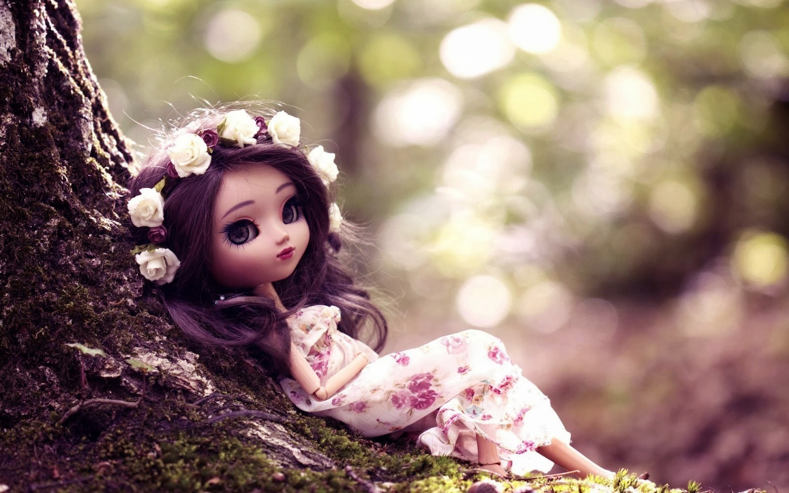 Top Best Beautiful Cute Barbie Doll Hd Wallpapers Images 1600x1000