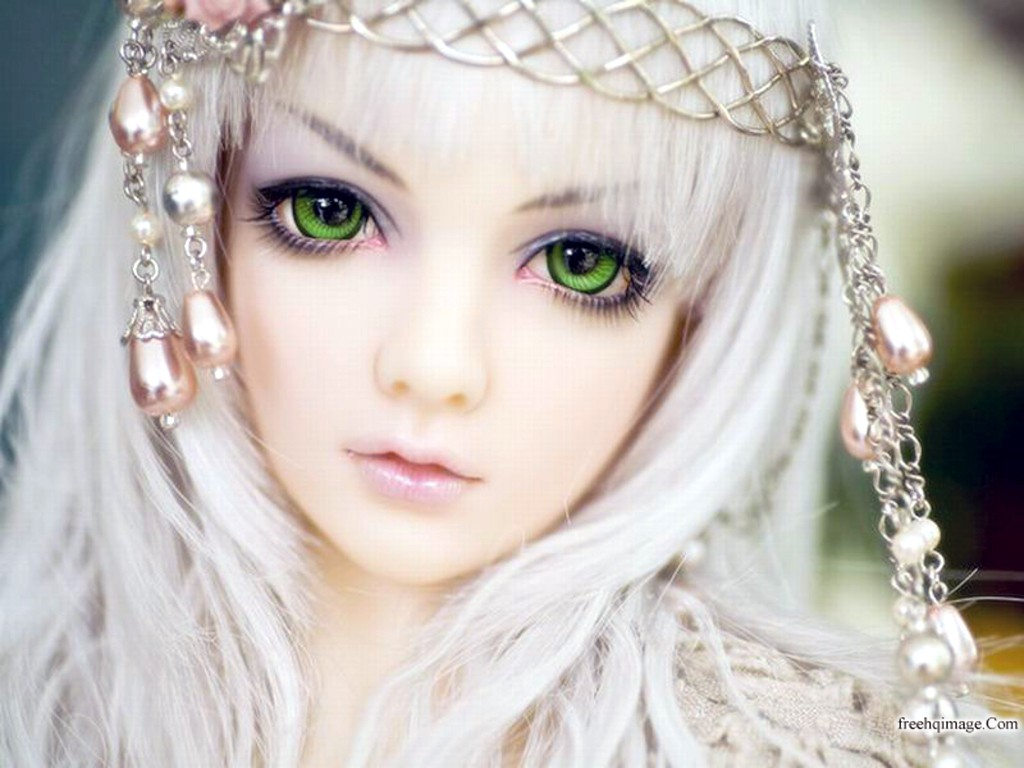 Cute Doll Pictures Wallpapers 1024x768