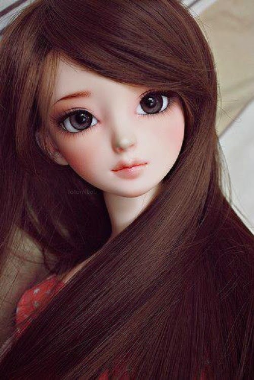 Cute Doll Wallpapers no audio