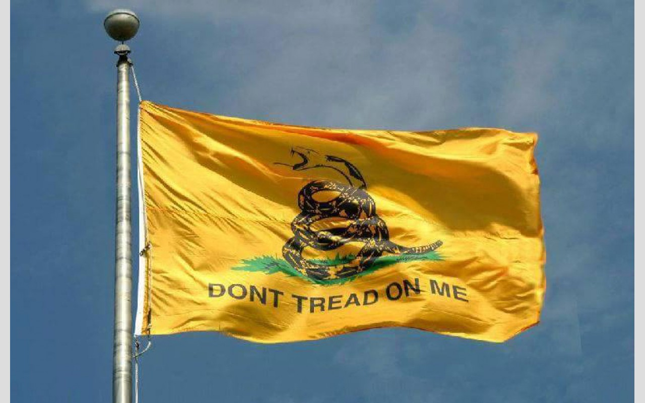 Dont Tread On Me Iphone Wallpaper Download