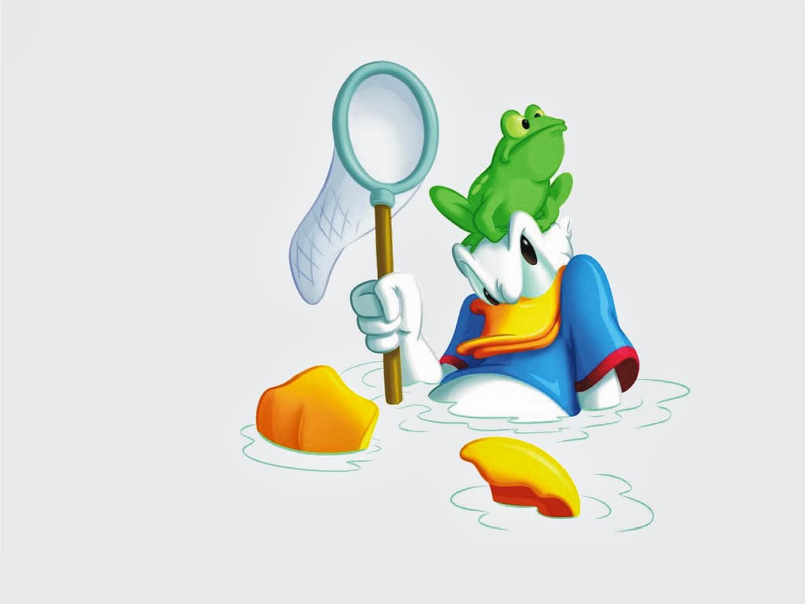Original Artwork Disneys Donald Duck Acrylic Painting x