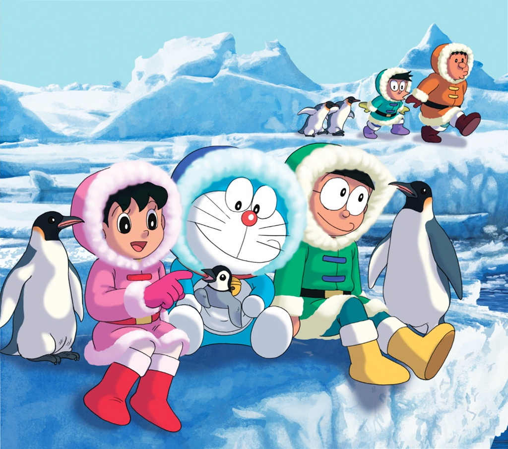 Doraemon Pictures Wallpapers (45 Wallpapers) - Adorable ...
