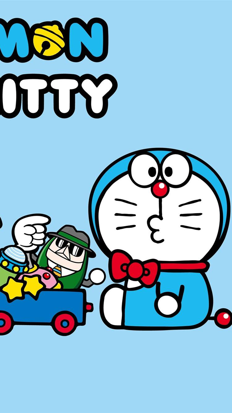 Doraemon D Wallpaper