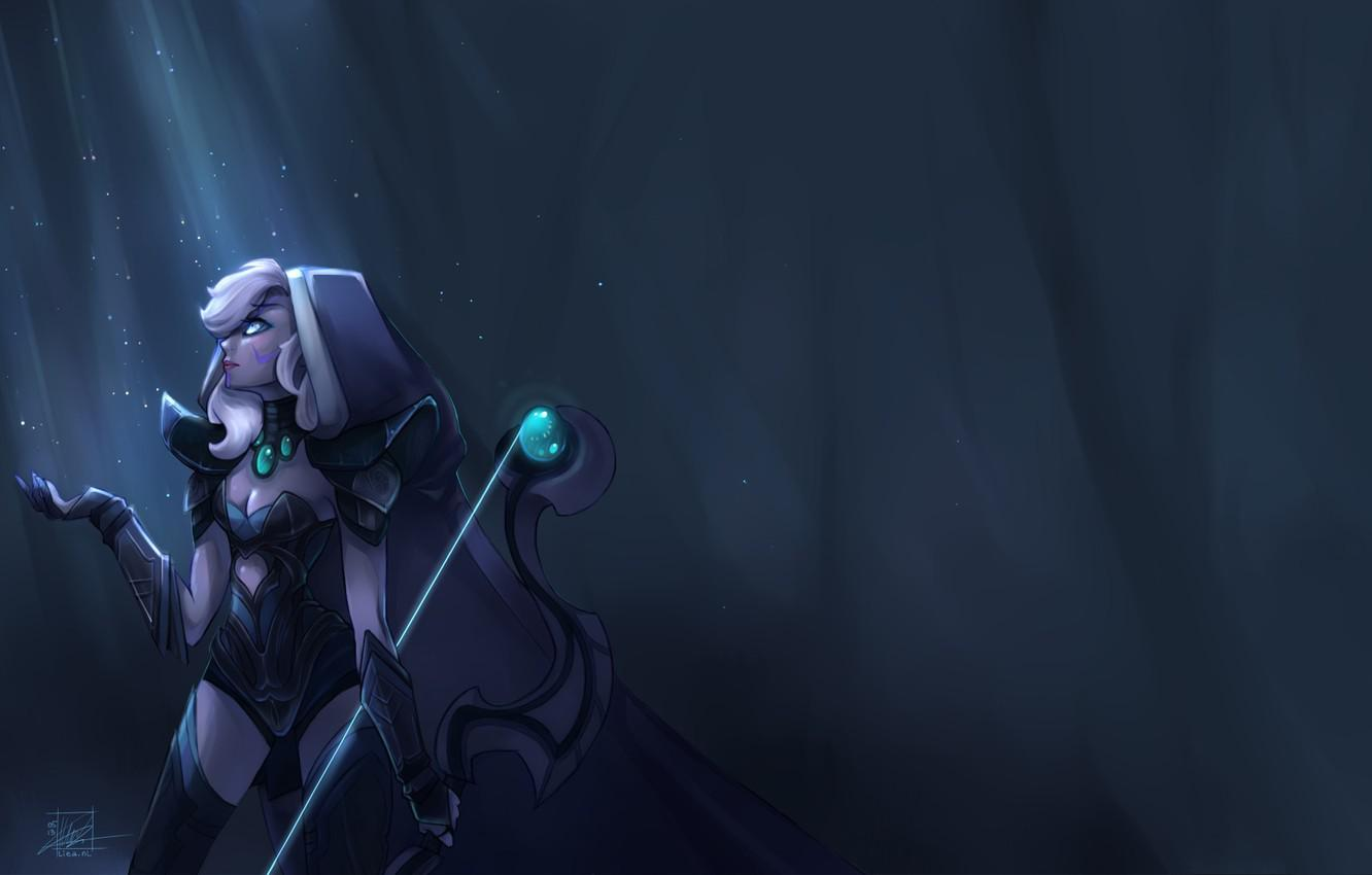 windrunner dota drow ranger Wallpaper HD Games K