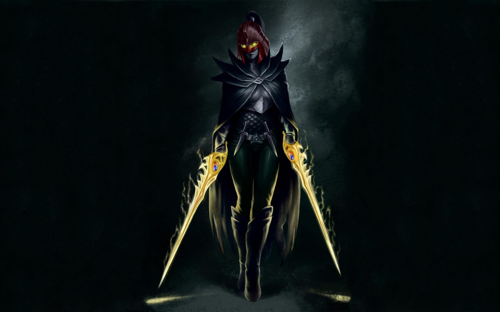 Best Dota Wallpaper Drow Ranger The Shadow of Ice Drow