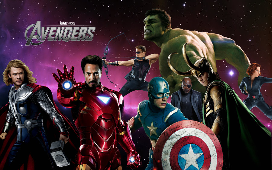 Colorful Avengers Hd Wallpaper Hd Wallpapers 900x563