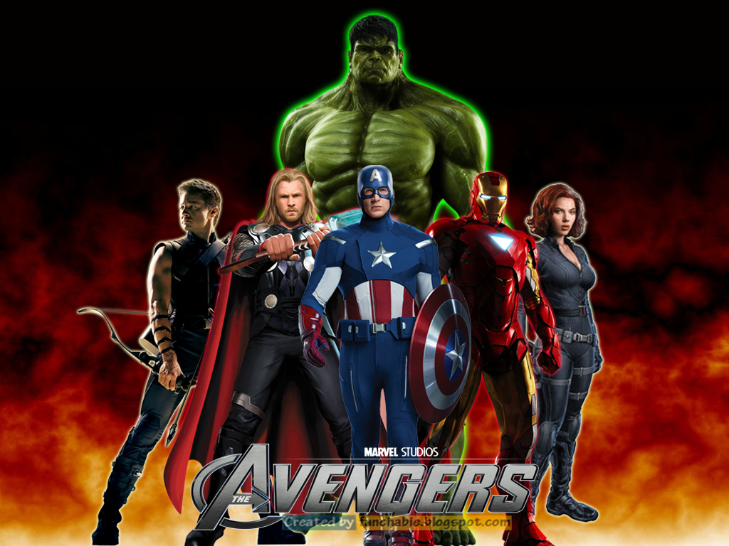For Your Desktop Top Quality Avengers Hd Wallpapers Shunvmall 1024x768