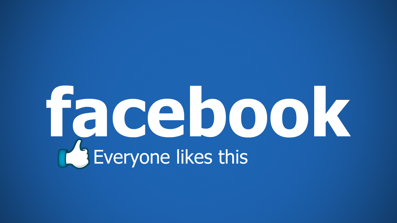 Facebook Hd Wallpapers Free Download 1366x768