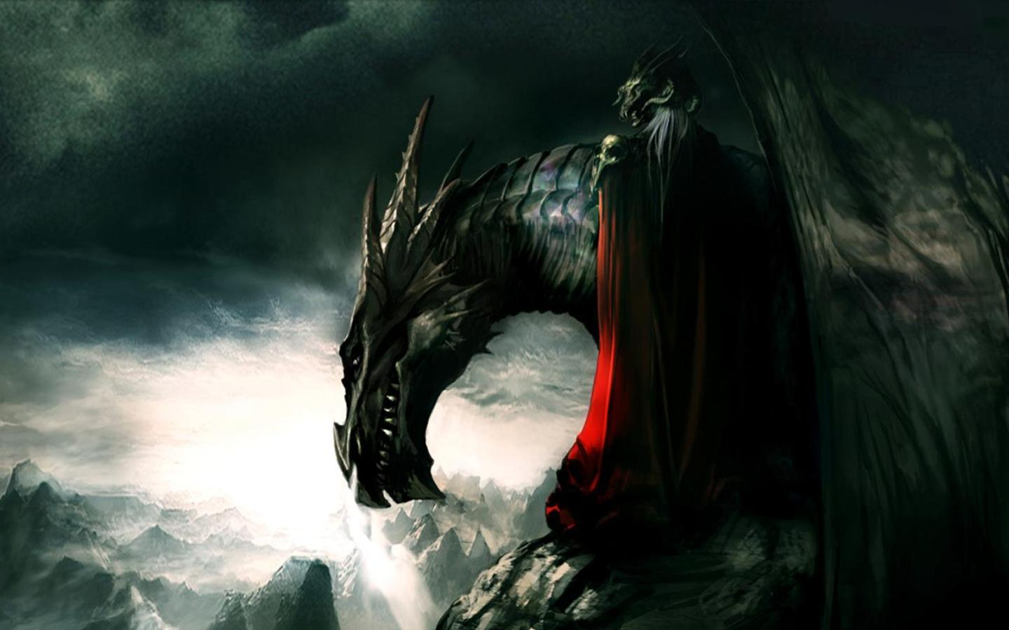 dragon hd wallpapers backgrounds wallpaper 1440x900
