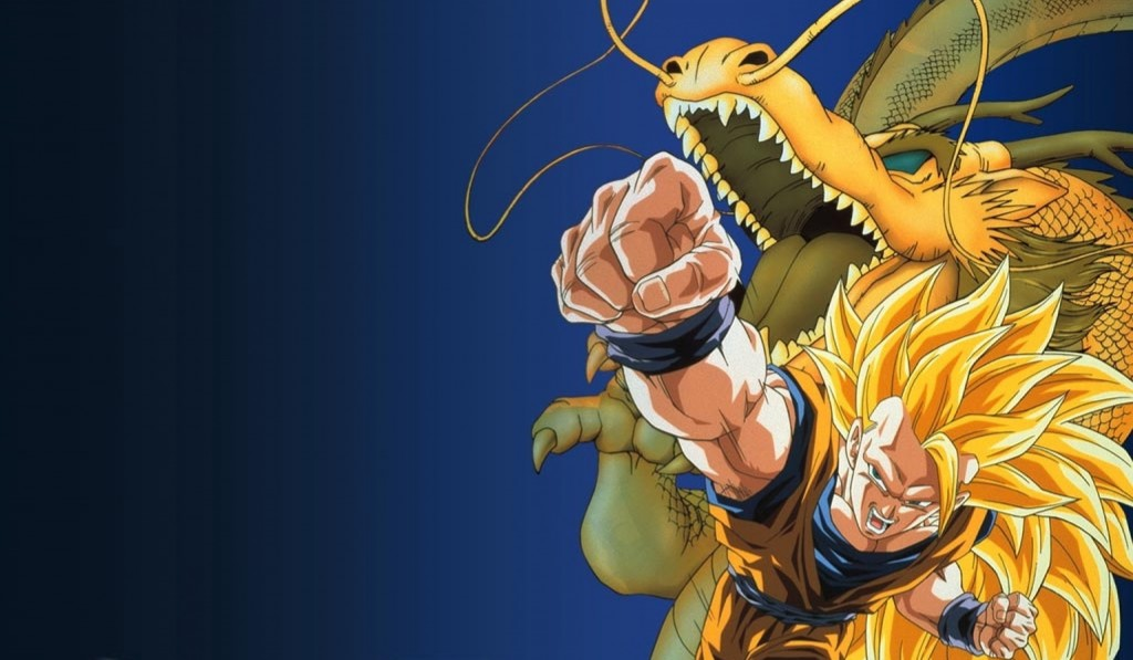 Dragon Ball Z HD Wallpapers  Backgrounds  Wallpaper  1024x597