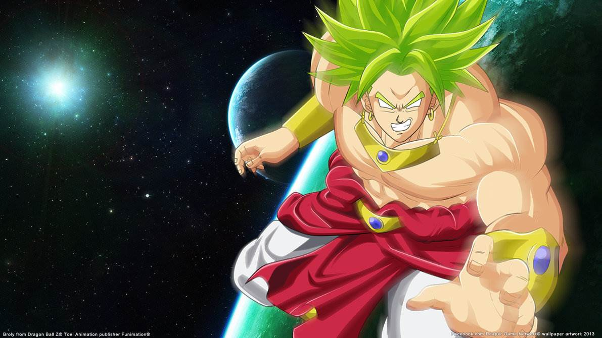 Broly Wallpapers - Wallpaper