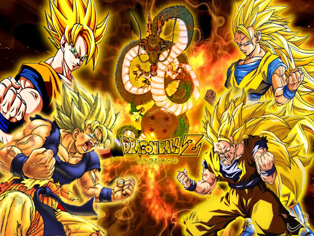 Dragon Ball Z HD Wallpapers  Page  1024x768